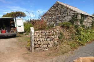 Stonework & Hedging St Agnes