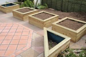 Vegetable & Kitchen Gardens Redruth