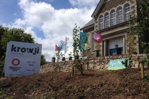 Landscape design and tree planting, Redruth, Cornwall Falmouth