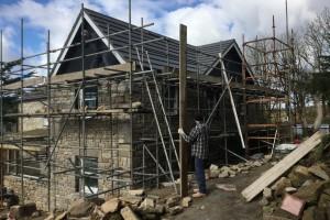 Chysauster Granite House Truro
