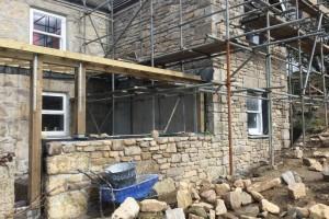 Chysauster Granite House Helston
